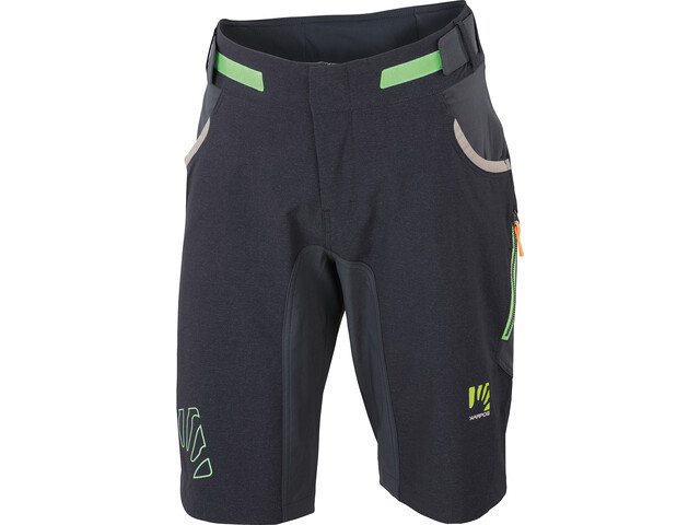 Karpos Adventure Shorts Herren black/dark grey